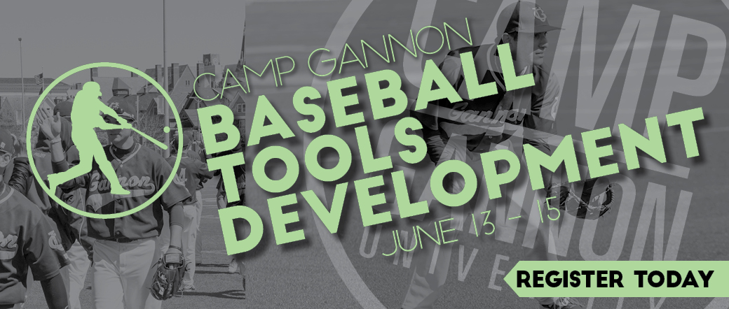 Camp Gannon Baseball Fundamentals