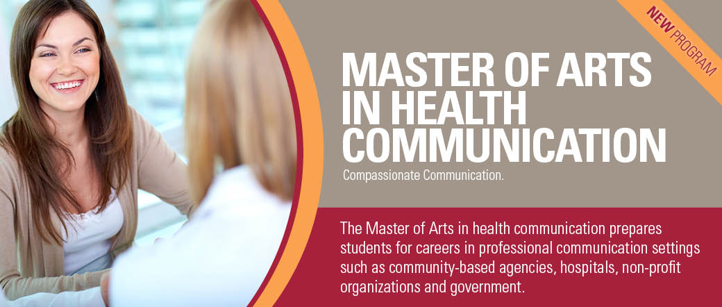 Master in Health COmmunication