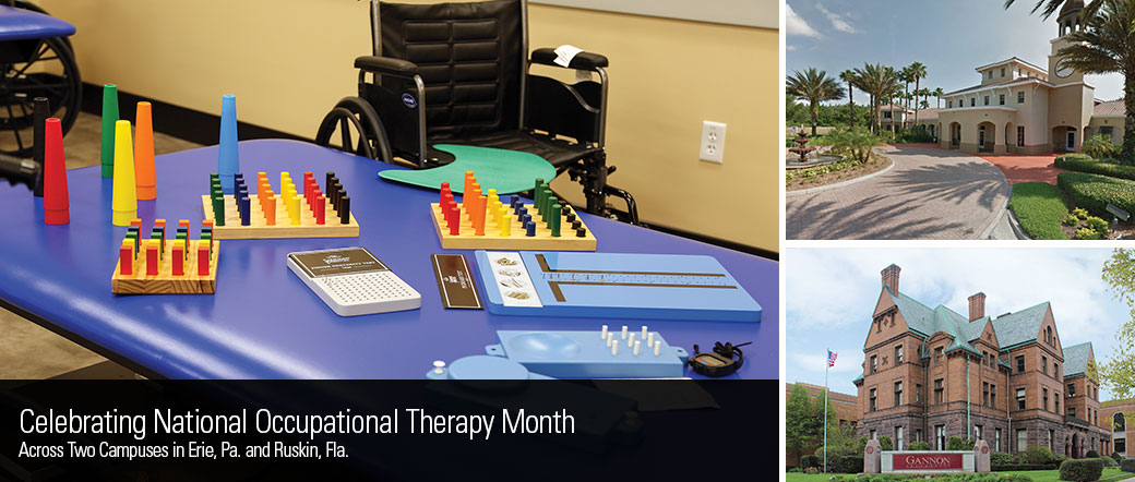Celebrating National Occupational Therapy Month