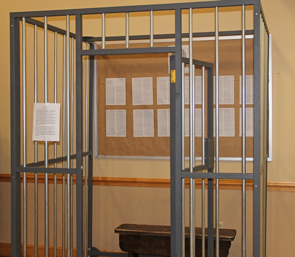 Jail Cell Waldron
