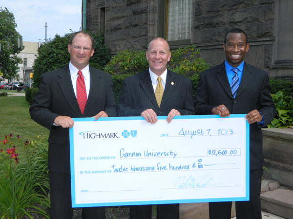 Highmark Grant Check 8-7-13