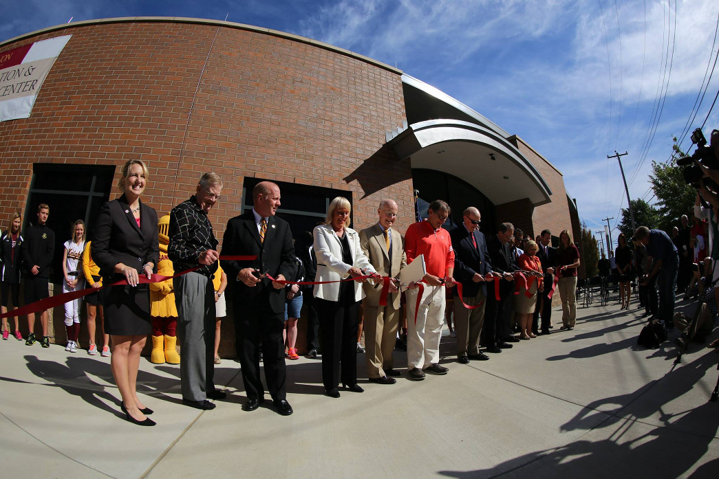 Rec Center Opening