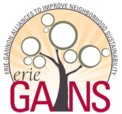Erie Gains Logo