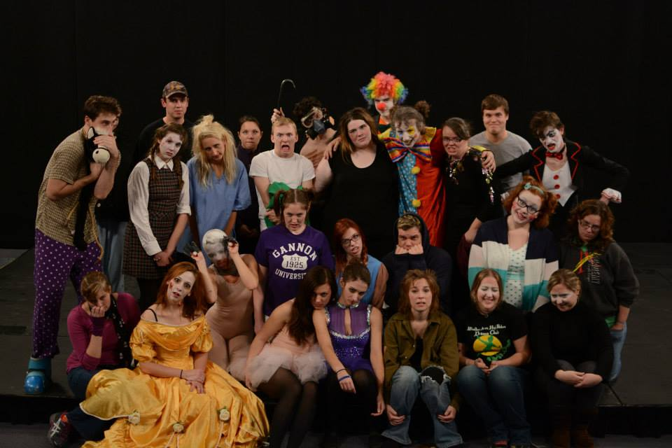Stage Fright cast and crew